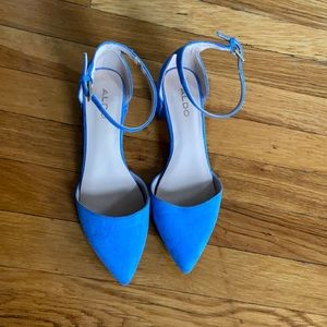 ALDO Pointed Heel with Ankle Strap
